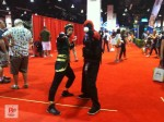 Random image: Alien Cyborgs_Disney D23 Fan Expo_Cosplay_Loki and Deadpool