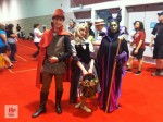 Random image: Alien Cyborgs_Disney D23 Fan Expo_Cosplay_Philip, Aurora and Maleficent