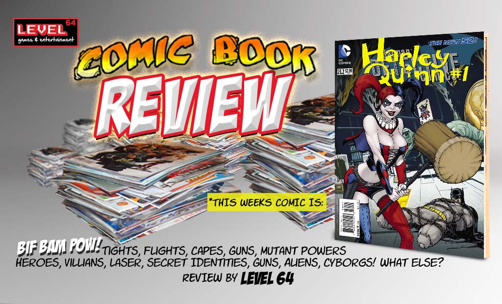 LEVEL64 COMIC BOOK REVIEW: Detective Comics 23.2