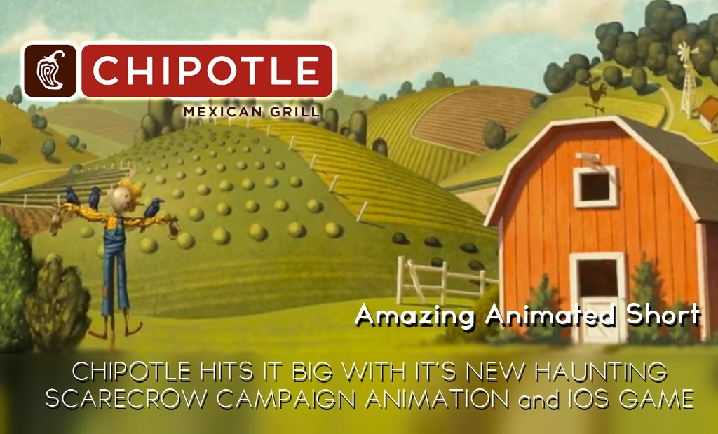 Chipotle's hauntingly beautiful animated campaign