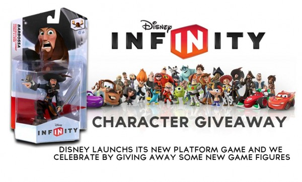 "Infinity Game Figure Giveaway – Week 4 ""Capt. Barbosa"""