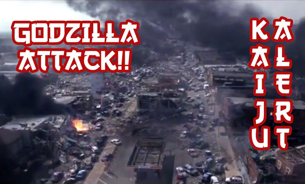 KAIJU ALERT: Godzilla Leaked Trailer Breakdown