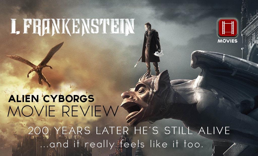 Movie Review:  I, Frankenstein 3D