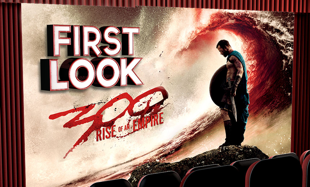 Movie Trailers: 300: Rise of an Empire