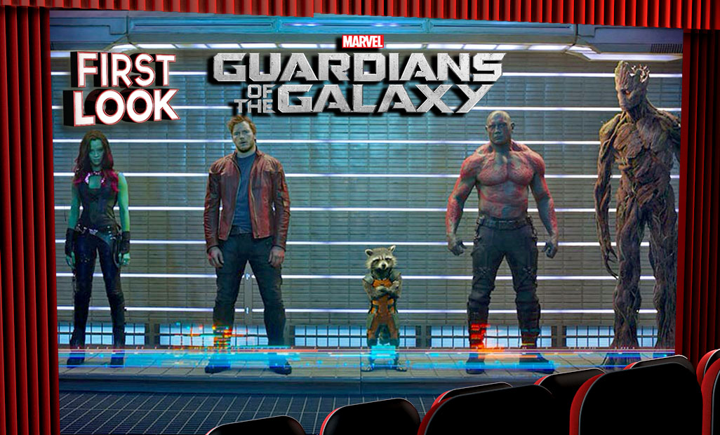 MOVIE TRAILER: MARVEL'S GUARDIANS OF THE GALAXY