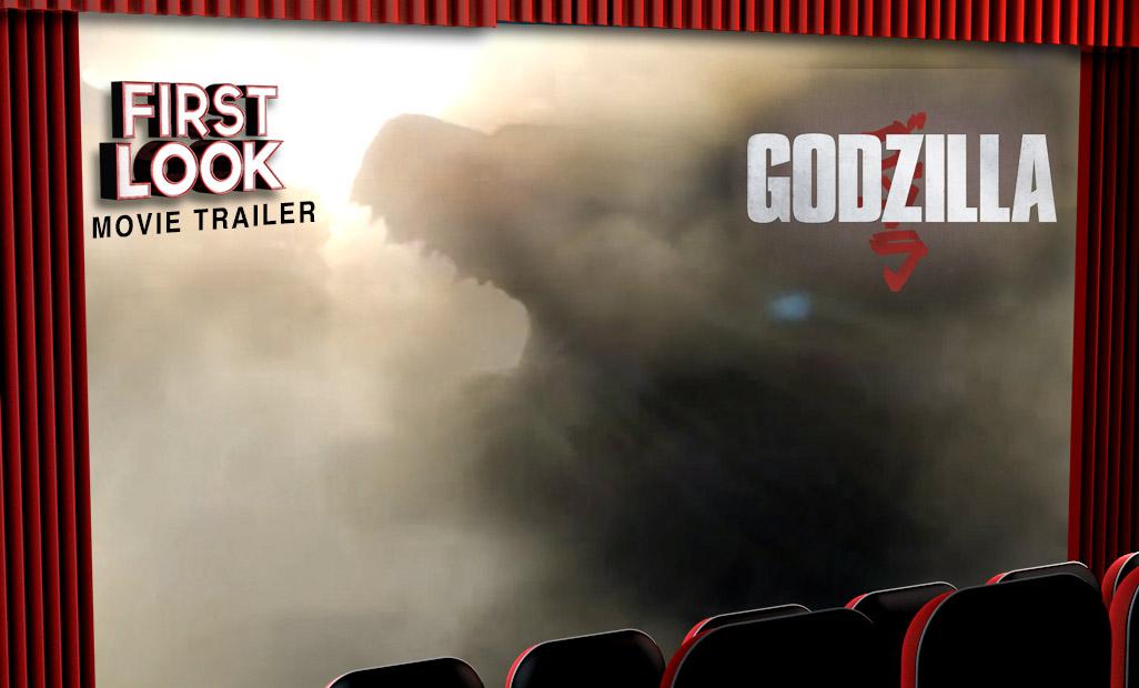 Movie Trailer: Godzilla Official Main Trailer