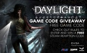 "GAME GIVEAWAY: ""DAYLIGHT"" STEAM CODE"