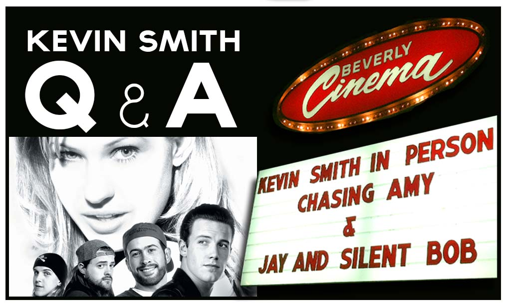 "Q&A with Kevin Smith: WAS THERE A ""REAL"" AMY?"
