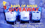 E3 2014 BAG OF SWAG GIVEAWAY