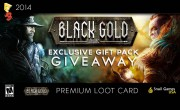 BLACK GOLD ONLINE PREMIUM LOOT CARD GIVEAWAY