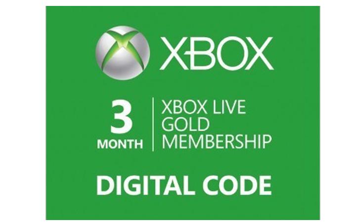 Xbox 3month