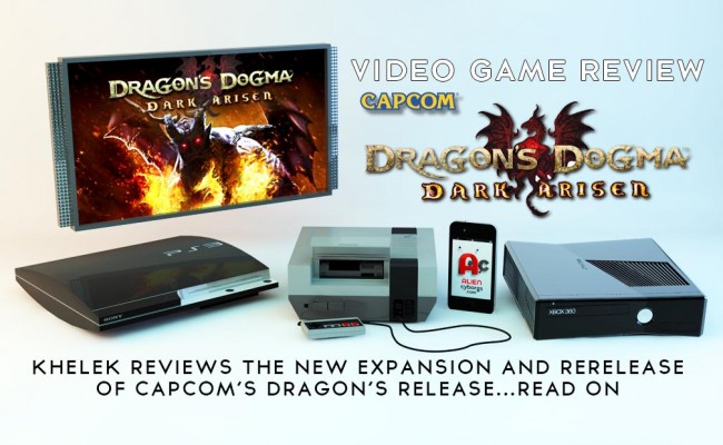 Dragon's Dogma: Dark Arisen game review by Khelek