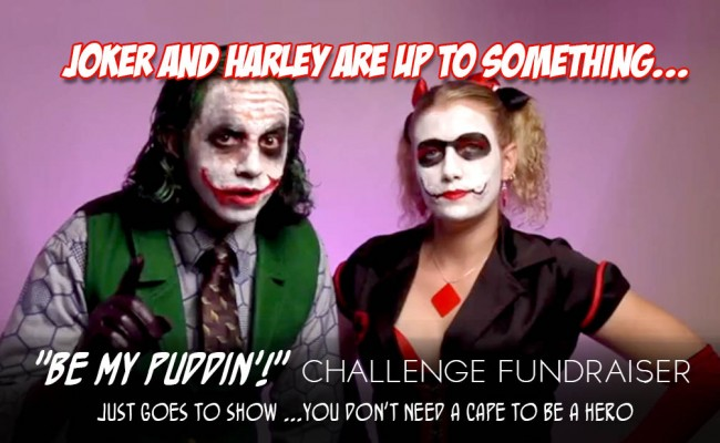 """Be My Puddin' !"" Challenge Fundraiser"